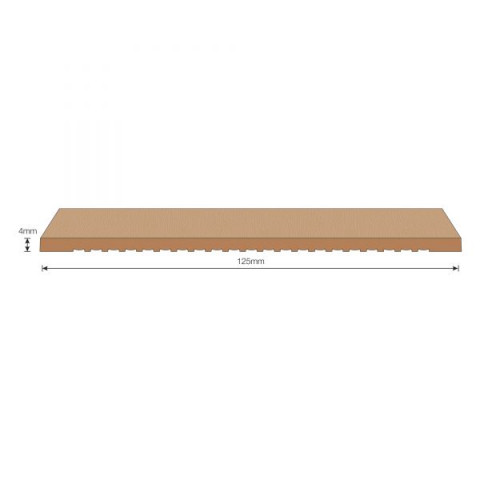 Isiteek 125mm King Plank