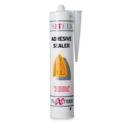 Isiteek Adhesive Sealer Black 300ml